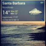#santa barbara #meteo #california #Firenze #dream #wish