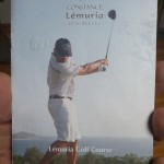 Lemuria golf score card