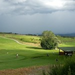 Waiting for the Storm #golfcommunities @golfdigestmag #poggiodeimedici